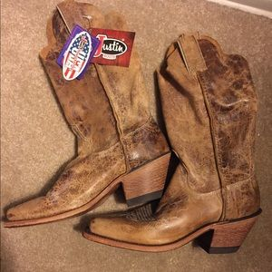 Justin Women's Wildwood Western Boots